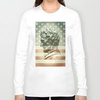 lincoln Long Sleeve T-shirts featuring Lincoln by Gusvili