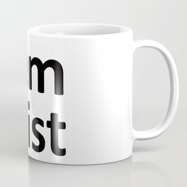 feminist minimalist design Coffee Mug