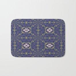 Vibrational Pattern 8 Bath Mat