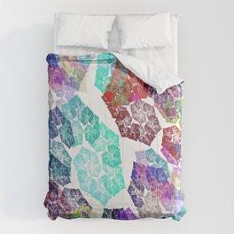 Colossal Spiral Comforters