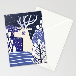 Little Reindeer Stationery Cards