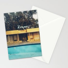 My empty summer Stationery Cards