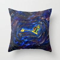 key Throw Pillows featuring Key by TAG Théo Audoire Galerie
