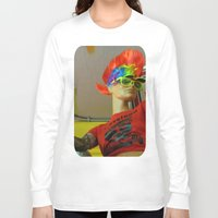 cleveland Long Sleeve T-shirts featuring Cleveland Rocks by Nevermind the Camera