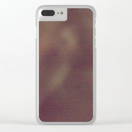 untitled #247 Clear iPhone Case