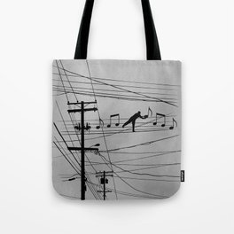 High Notes Tote Bag