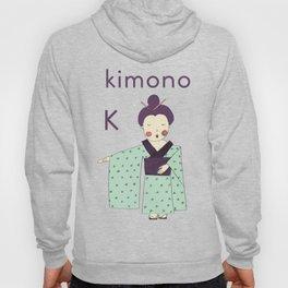 K is for Kimono Hoody