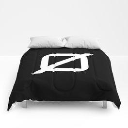Agender Pride Flag Comforters