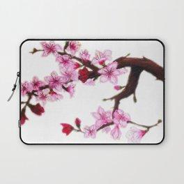 Cerezo en flor Laptop Sleeve