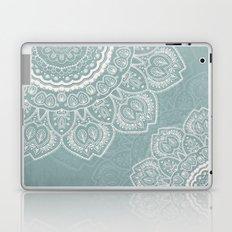 Mandala of Blue Dreams Laptop & iPad Skin
