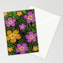 Tropical Botanicals Stationery Cards