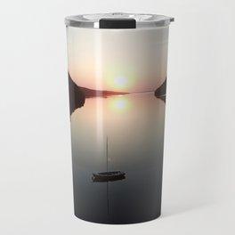 Lough Deravragh , Ireland Travel Mug