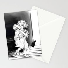 Nightmare Stationery Cards