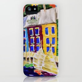 Night in Tuscany iPhone Case