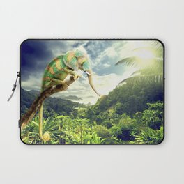 cameleophant Laptop Sleeve