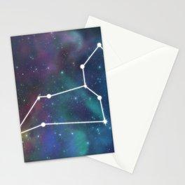 LEO (ASTROLOGICAL SIGN) Stationery Cards