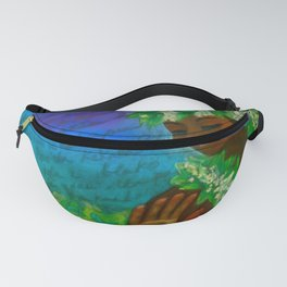 The Legend of the Taro Fanny Pack