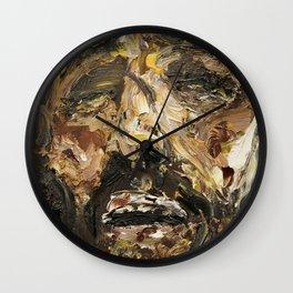 Golgotha IX Wall Clock