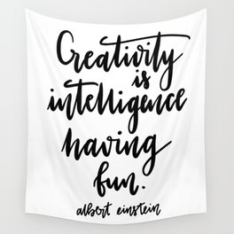 Creativity Wall Tapestry
