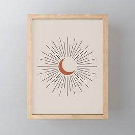 Sunshine Art Framed Mini Art Print
