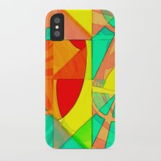Tropical Farm 4 Slim Case iPhone X