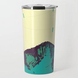 Upward over the Mountain: Sunrise Travel Mug