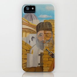 The Church of the Holy Sepulchre iPhone Case