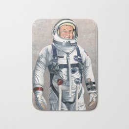 Ed White Bath Mat