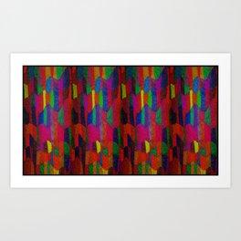The Colour of Faith Art Print
