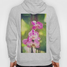 Orchid Impressions Hoody