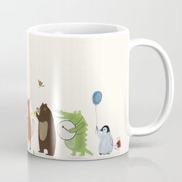 little parade Coffee Mug