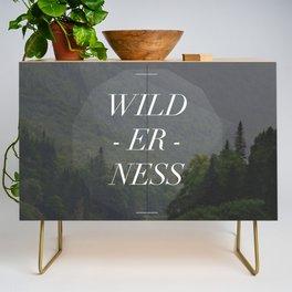 WILDERNESS — Credenza