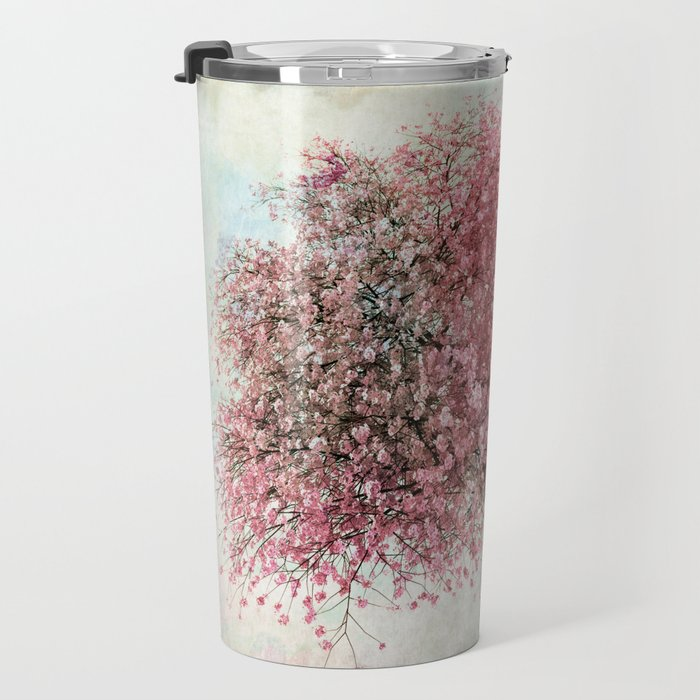 Sakura Travel Mug