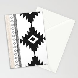 Pueblo in Tan Stationery Cards