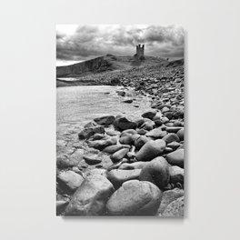 Castle-y rocks Metal Print