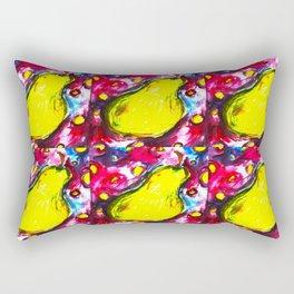Multiple Pears Rectangular Pillow