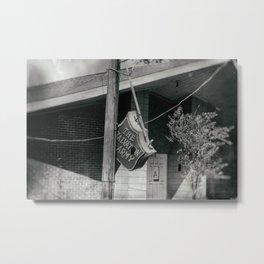 Fallen Salvation Metal Print