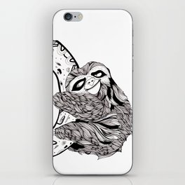 Sloth  iPhone Skin