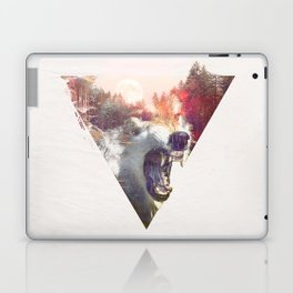 daylight moon Laptop & iPad Skin