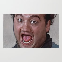 Food Fight - Animal House Rug