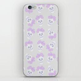 Crown of Peonies (pattern) iPhone Skin