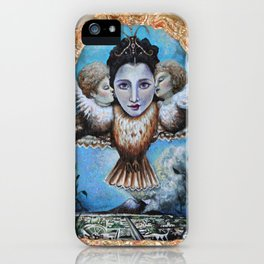 Mother of Harpies iPhone Case
