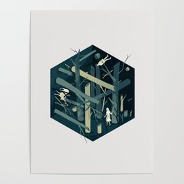 Cube 02 Poster