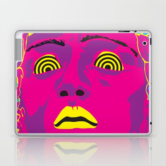 Medusa Laptop & iPad Skin