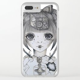 stargirl Clear iPhone Case