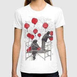 Chinese lanterns #1 T-shirt