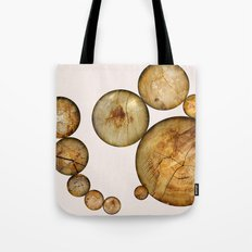 Wood Wood 2 Tote Bag