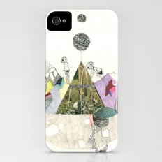 Climbers - Cool Kids Climb Mountains Slim Case iPhone (4, 4s)