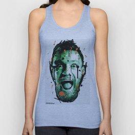 Unique Conor McGregor Graffiti Print / Digital Art / Boxing Print / Framed or Unframed / Notorious / Unisex Tank Top