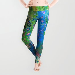 SpongeBob's Hideout Leggings